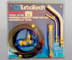 TURBO TORCH Propane Kit